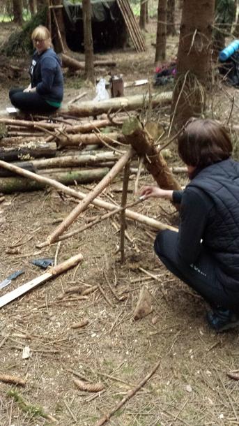 Survivaltraining in Thüringen