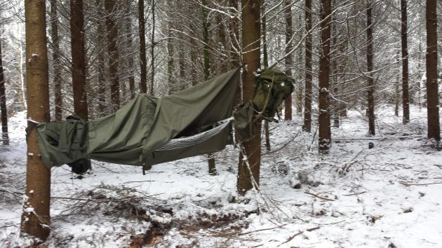 Überlebenstraining in Thüringen